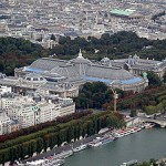 2CV Paris Tour : Visiter Paris en 2CV! Le Grand Palais
