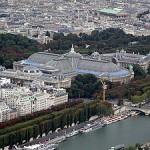 2CVParisTour : Visiter Paris en 2CV! Le Grand Palais