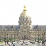 2CVParisTour : Visiter Paris en 2CV! Les Invalides