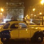 2CVParisTour : Visitez Paris en 2CV - Place Vendôme