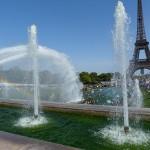 2CVParisTour : Visiter Paris en 2CV! Trocadéro