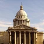 2CVParisTour : Visiter Paris en 2CV! Le Panthéon