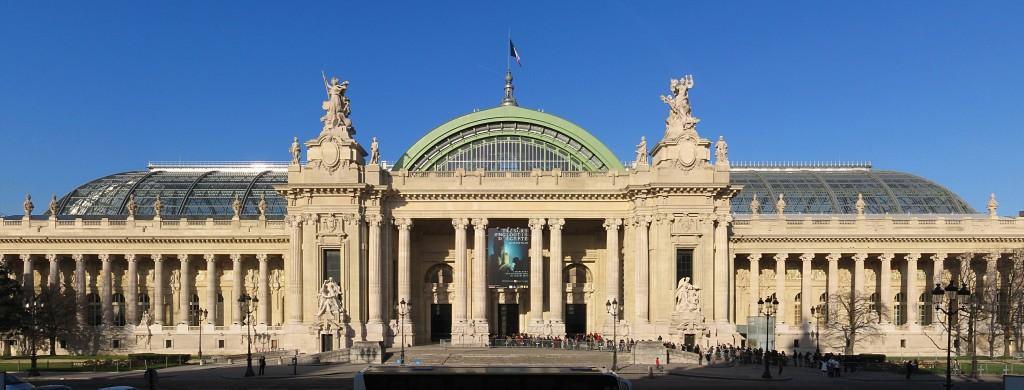 2CVParisTour : Visitez Paris en 2CV! Le Petit Palais